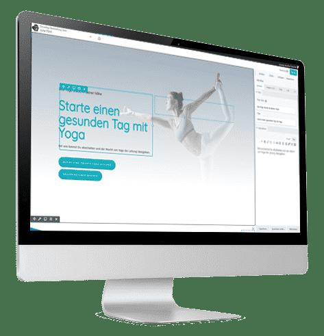 Yoga Website Monitor